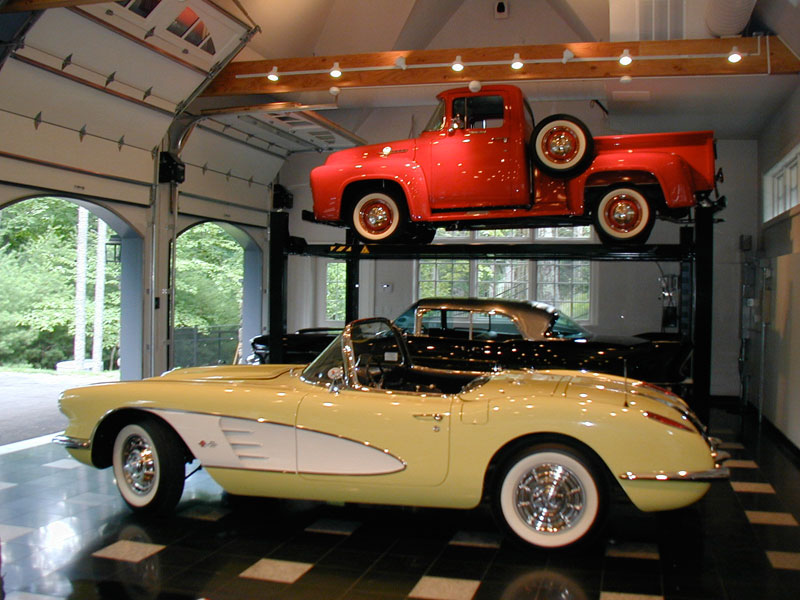 Your Ultimate Garage Storage Flooring Parking And